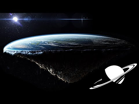 Pourquoi la Terre doit-elle être plate ?