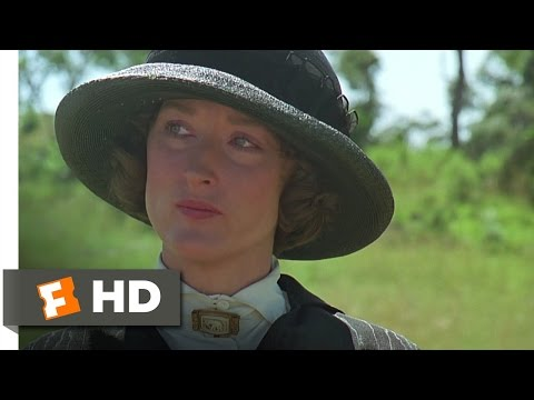 Out Of Africa (9/10) Movie CLIP - He Was Not Mine (1985) HD
