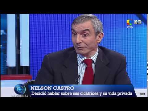 Nelson Castro reveló secretos íntimos