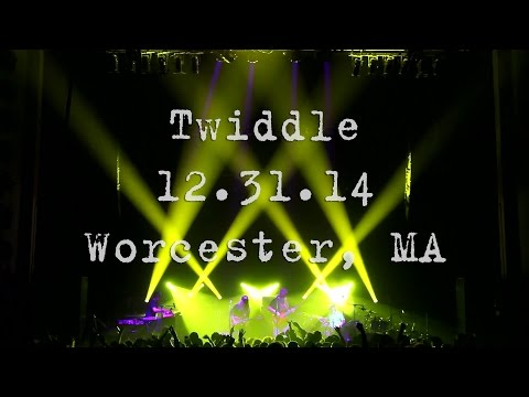 Twiddle: 2014-12-31 – The Palladium; Worcester, MA (Complete Show) [HD]