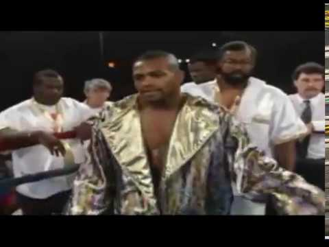 Roy Jones JR VS Mike Tyson