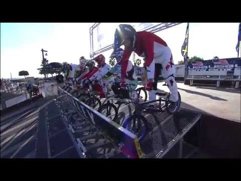 UCI BMX Supercross 2014 Chula Vista: Mens Final