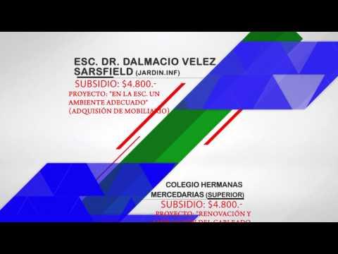Cespal   Subsidios Instituciones de la Ciudad