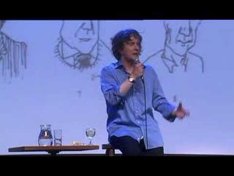 Dylan Moran - Romance &amp; shoes (Monster)
