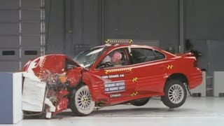 Top 5 MOST DANGEROUS CARS OF ALL TIME [Based On Safety Ratings][CRASH TEST]