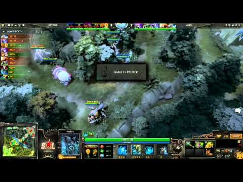The International 3 East Quali  Group B  RStars vs MiTHTrust game 3