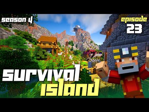 Minecraft: Survival Island - Season 4 (Episode 23 - The Survival Island Thief)