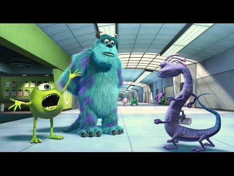 Pixar Perfect Review #8 - Monsters Inc.