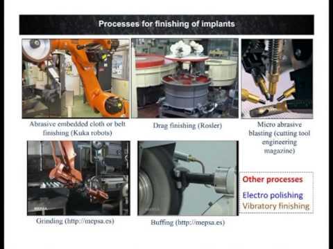 GTU Research Week Workshop:Prof.Ajay Sidpara:Nanofinishing Fabrication of high precision components