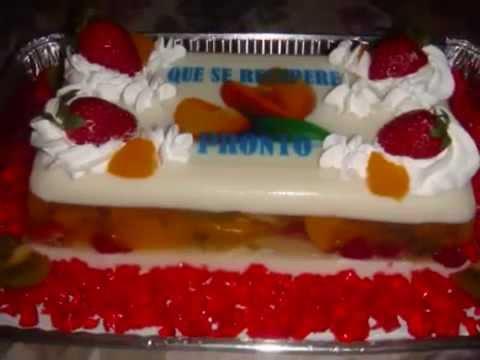 gelatinas  decoradas!!!