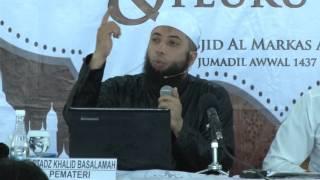 Kisah: Surat Umar Bin Khottob kepada Sungai Nil_Ust. Dr. Khalid Basalamah