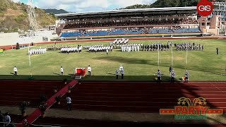 Military Parade celebrating the 45th Anniversary of Grenada's Independence