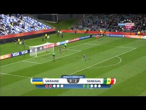 Україна 11 Сенегал  Серія пенальті 720p