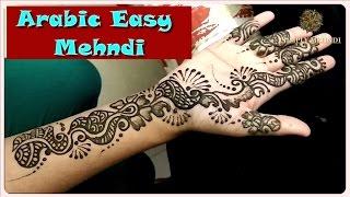 Front Hand Henna Mehndi Design : Simply mehndi viyoutube