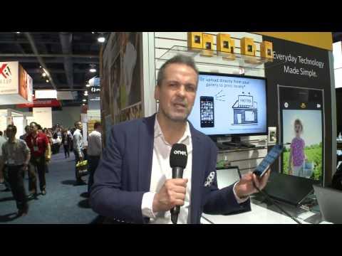 Smartphone Kodak - CES 2015