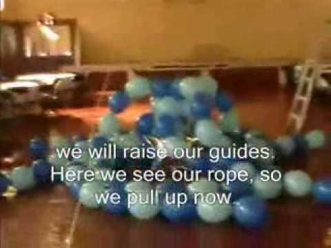 curso decoracion con globos (xv años parte 1)