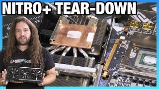 Tear-Down: Nitro+ OC Sapphire RX 5700 XT - Thermal Design & Assembly