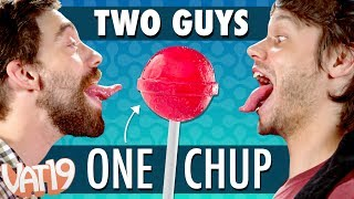 DON'T STOP LICKING CHALLENGE
