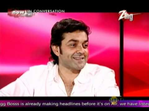 In Conversation With Bobby Deol Video