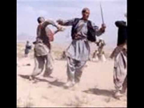 Afghani Mast Song Pashto Attan.. video