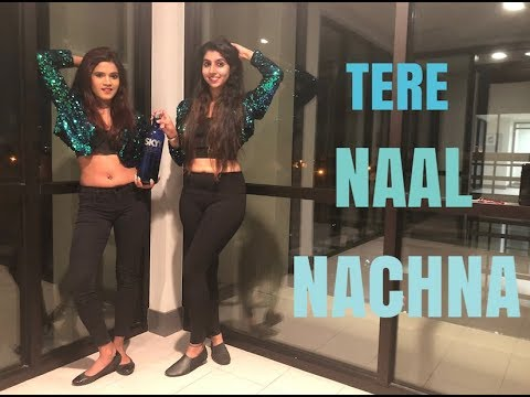 Download Lagu  TERE NAAL NACHNA | Nawabzaade | Amrita & Raveena's Dance | Athiya Shetty | Badshah | Sunanda S Mp3 Free