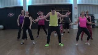 Zumba Don of Finland + Shut up and dance by Max Pizzolante
