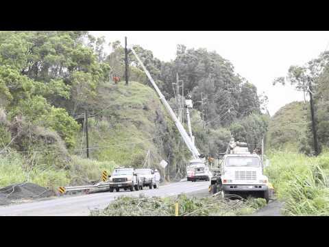 Crews in Paauilo (Part 2 of 3)