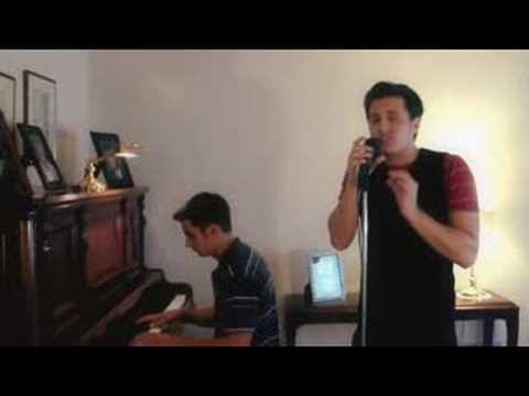 Leona Lewis Better in Time   Cover (Me Singing Nick Pitera & Dominic Pitera)