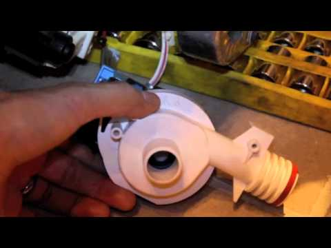 Test Drain Pump ge Wd26x10023 Drain Pump Test