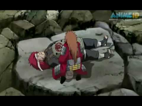 kakashi vs pain   ( Muerte De Kakashi - Kakashi's Death )