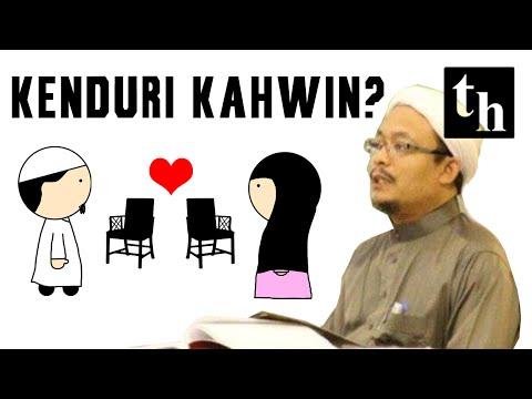 [Typography] Nak kahwin Zaman sekarang - ustaz Kazim (siri 38)