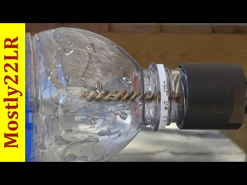 Teaser clip! Solvent trap BOTTLE adapter (prototype)