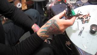 Tattoo machine.2-в одном02