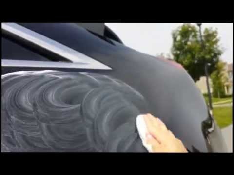 Fix scratches on a BLACK CAR FOR ~$80