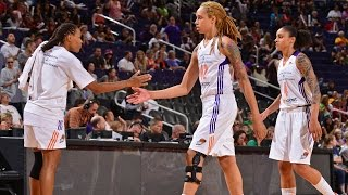 Player of the Week Highlights: Brittney Griner (8/3-8/9)