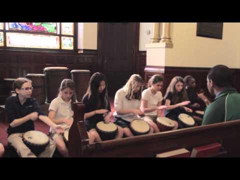 AJ Walker - Linden Hall School for Girls - Lititz, PA (Video 3)