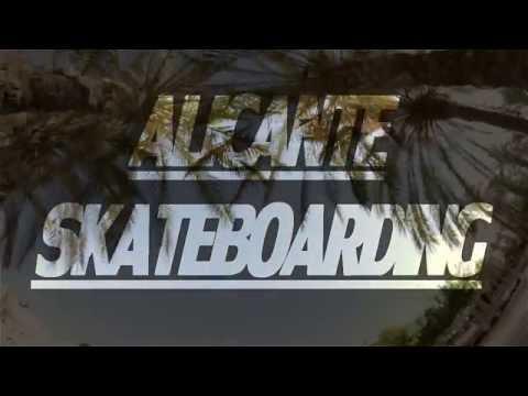 Alicante Skateboarding #2