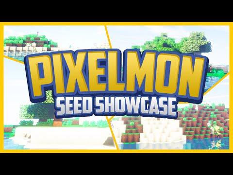 Minecraft Pixelmon Seed Showcase!