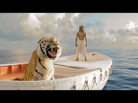 Life Of Pi  (Trailer)