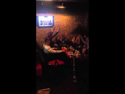 Субботний вечер в Wow Moscow Lounge