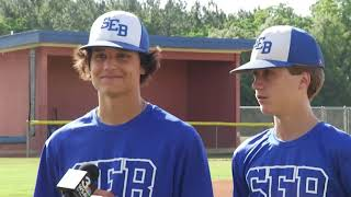 Southeast Bulloch Middle School quad-athlete