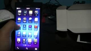 Eksklusif Review: BlackBerry Z3 Jakarta Edition! (Bahasa Indonesia)