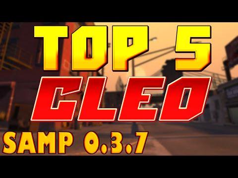 TOP 5 CLEO СКРИПТОВ/ЧИТОВ для SAMP 0.3.7