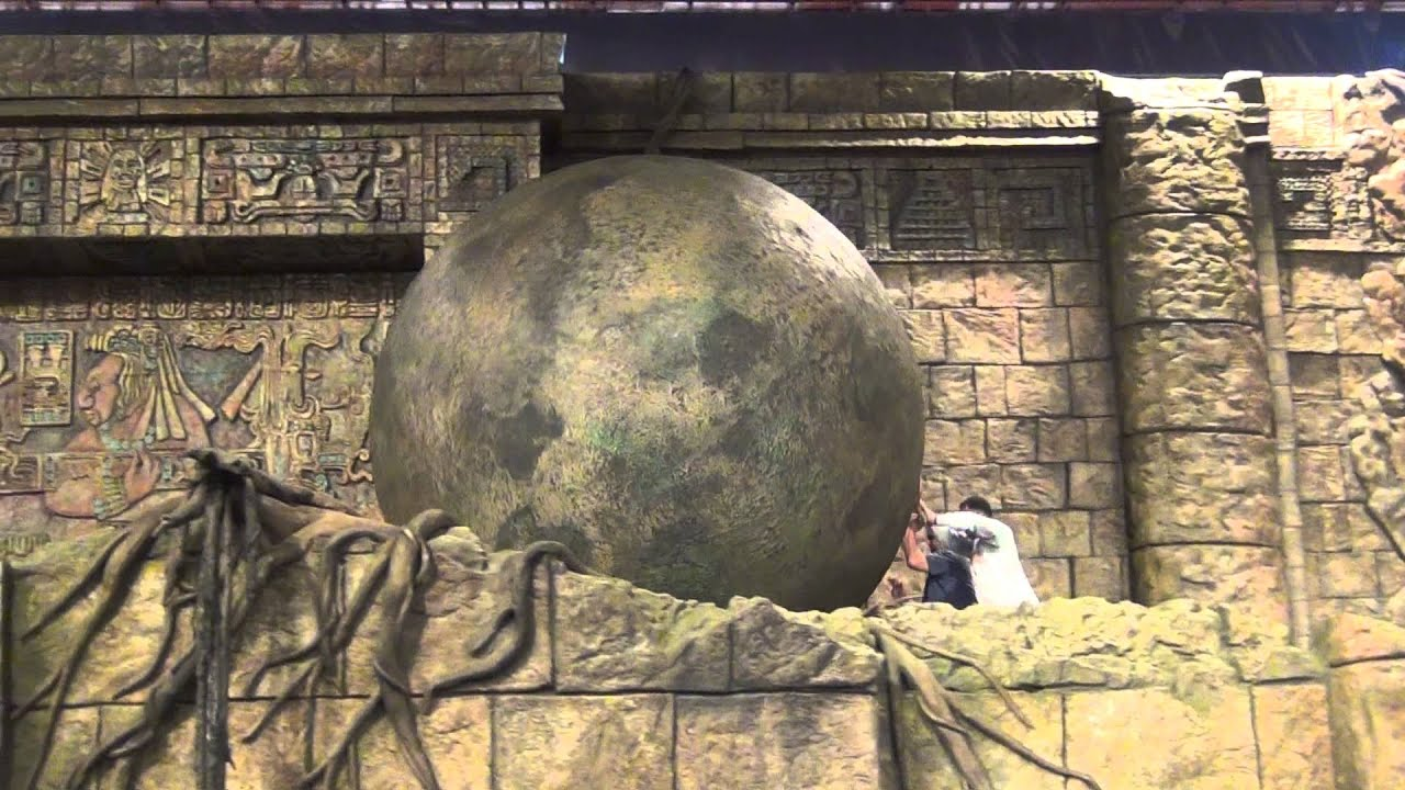 Indiana Jones Epic Stunt Spectacular Full Show At Disney S