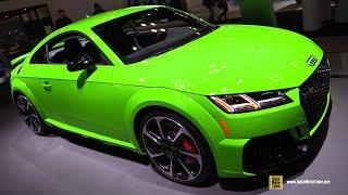 2020 Audi TT RS - Exterior and Interior Walkaround - 2019 NY Auto Show