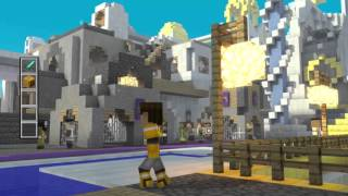 Minecraft Story Mode Ep. 13   SkyBlock Advertisement