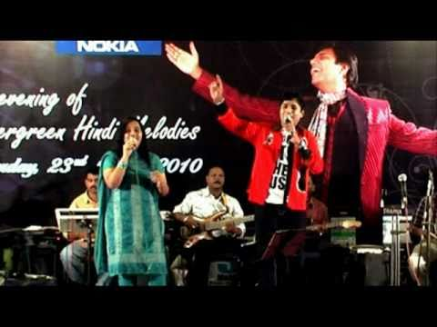 Chhup Gaye Saare Nazaare - Live With Mohd. Aslam (aslam Nite At Calicut) video