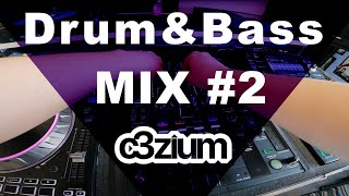 C3ZIUM DnB Mix April 2020 with Denon DJ SC5000 Prime and X1800 Prime — #StayHome