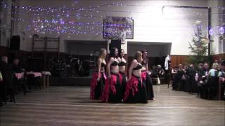 Falisha dancers Performance