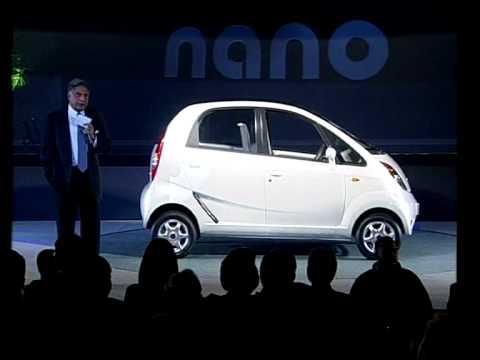 Tata Nano Launch Event - Part II